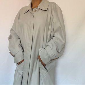 Burberry women's trench coat
